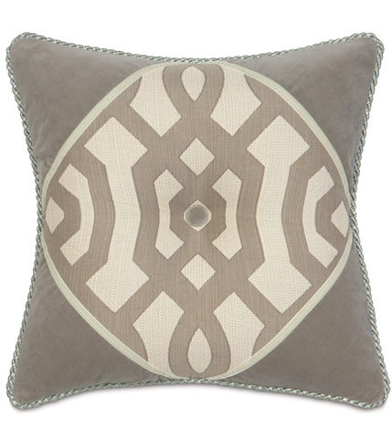 Image of Rayland Diamond Tufted Pillow