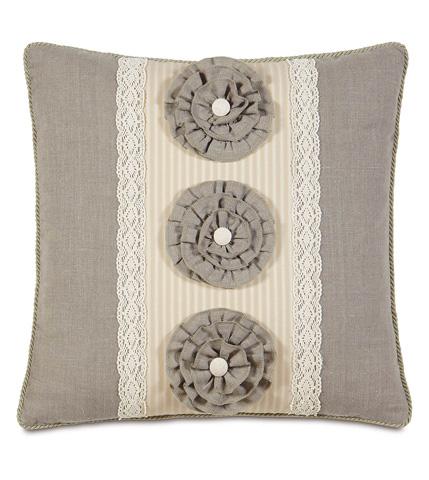 Eastern Accents - Heirloom Vanilla Insert Pillow - SAB-03
