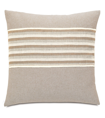 Image of Linum Natural Insert Pillow