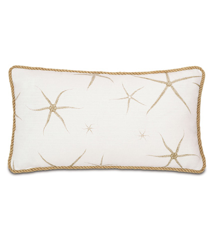 Image of Tybee Natural Pillow with Cord