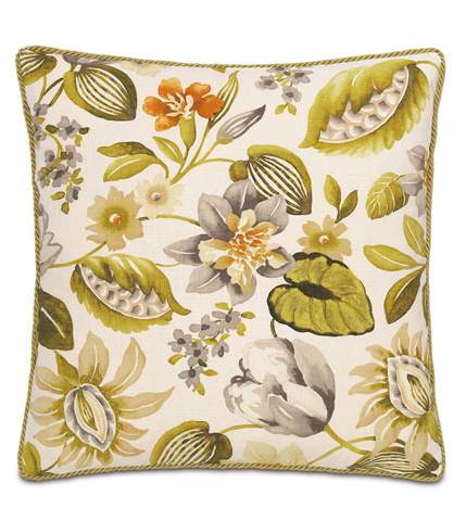 Image of Stelling Palm Pillow with Cord