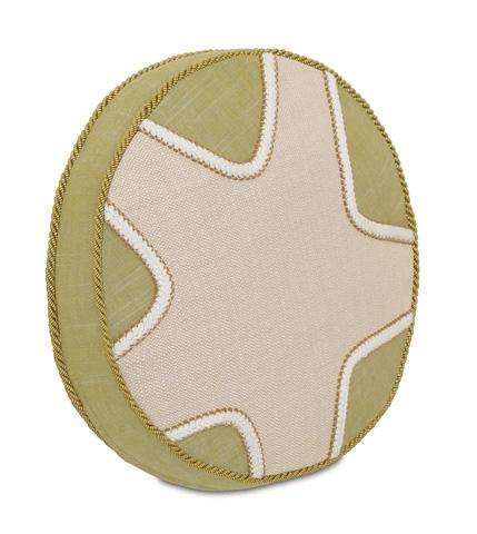 Image of Vivo Bisque Tambourine Pillow