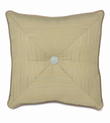 Image of Ashland Pear Tufted Pillow