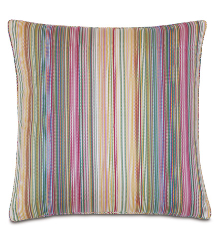Eastern Accents - Coleton Confetti Pillow with Mini Welt - TRE-01