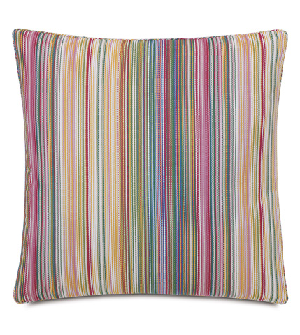 Image of Coleton Confetti Pillow with Mini Welt