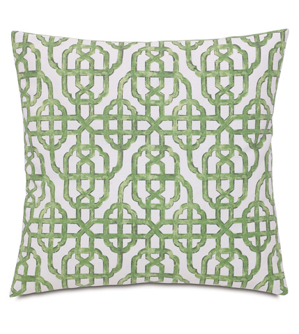 Image of Levens Trellis Knife Edge Pillow