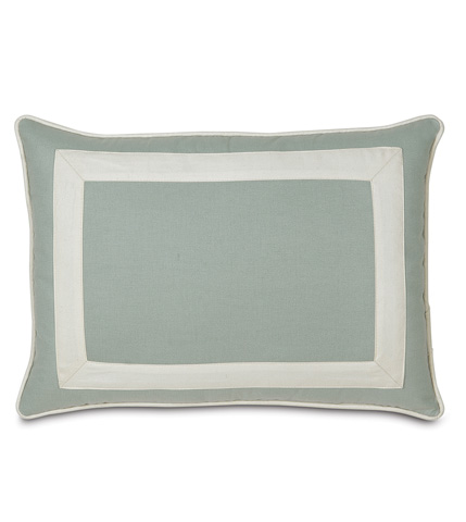 Image of Renae Breeze Pillow with Small Welt
