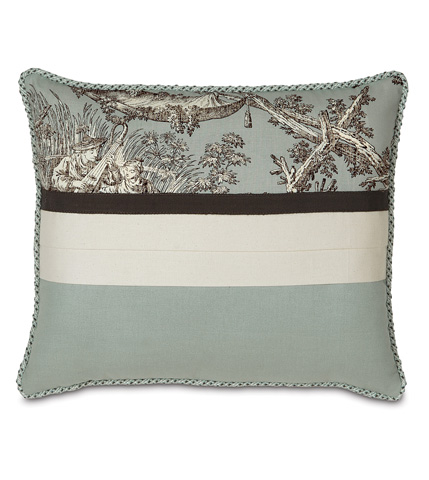 Image of Vera Envelope Pillow with Cord