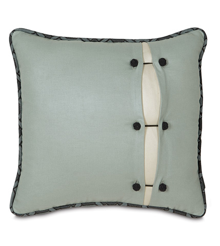 Image of Renae Breeze Pillow with Knots