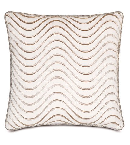 Image of Lynette Storm Pillow with Cord