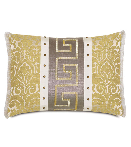 Image of Reflection Taupe Insert Pillow