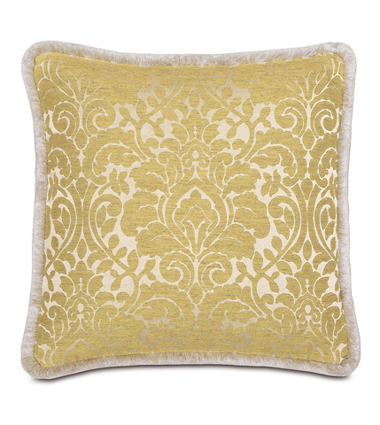 Image of Wakefield Pillow with Brush Fringe