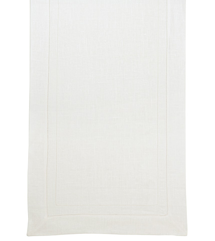 Eastern Accents - Breeze White Runner - TLA-124