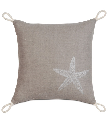 Image of Breeze Linen Accent Pillow
