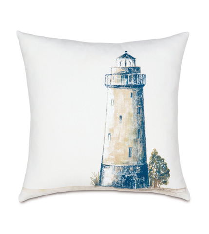 Image of Lighthouse Pillow