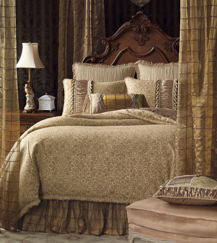 Image of Joliet Super Queen Bed Set