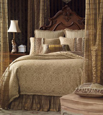 Image of Joliet Super Queen Bed Set
