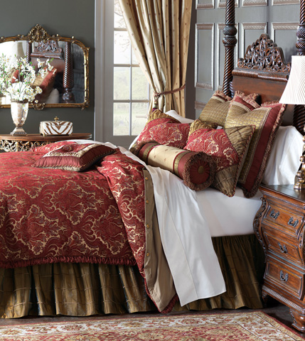 Image of Barrington Super Queen Bed Set