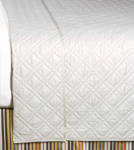 Image of Coperta Pearl Queen Coverlet
