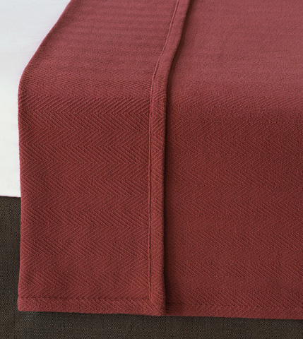 Image of Bozeman Russet Queen Coverlet