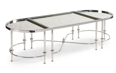 Image of Berber Kammlah Lucette Cocktail Table