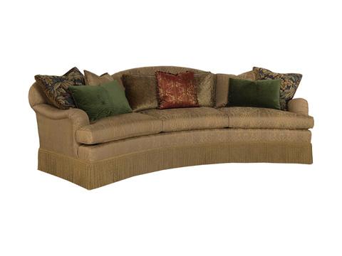 Image of Randall Tysinger Ella Curved Sofa