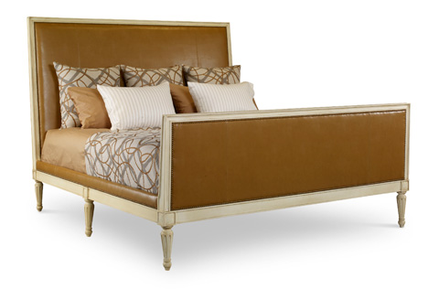 Image of Capri Upholstered Bed