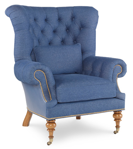 EJ Victor - Kensington Wing Chair - 259-40
