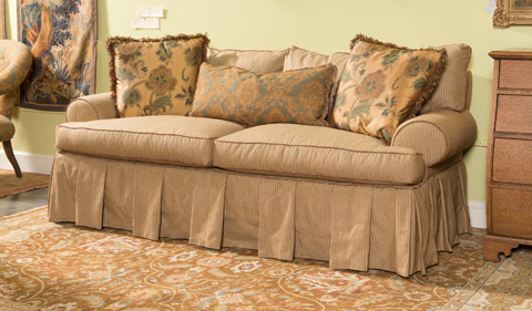 Image of Berber Kammlah Mrs. Grundy Sofa