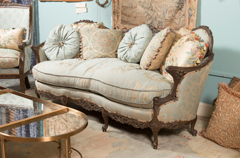 Image of Berber Kammlah Savannah Sofa