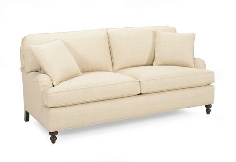 EJ Victor - English Arm Two Seat Sofa - 574-76