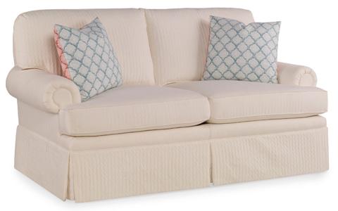 EJ Victor - Plus Lawson Arm Love Seat - 673-66