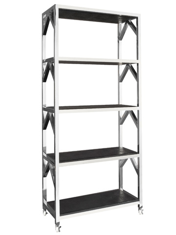 EJ Victor - Randall Tysinger Parma Stainless Steel Etagere - 8607-49-518
