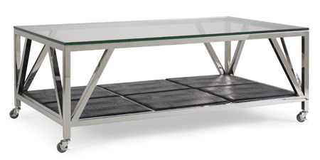 Image of Randall Tysinger Pisa Cocktail Table