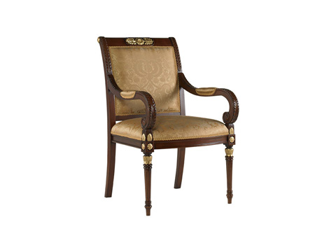 EJ Victor - Nicolette Dining Arm Chair - 9205-27