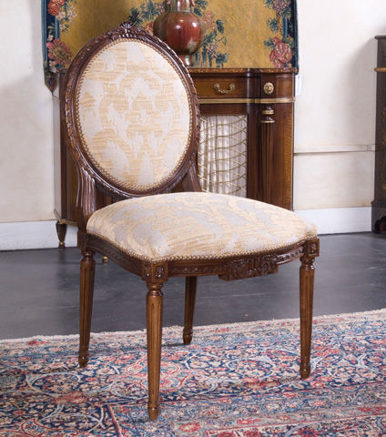 EJ Victor - Clignancourt Dining Side Chair - 9215-28
