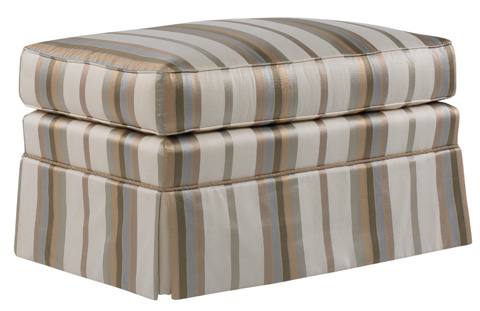 Image of Michigan Avenue Ottoman