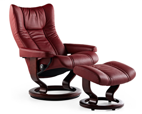 Ekornes - Stressless Wing Chair - 1161010