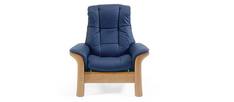 Ekornes - Windsor Highback Chair - 1195010
