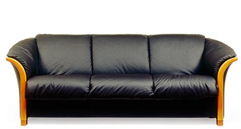 Ekornes - Ekornes Manhattan Three Seat Sofa - 2252030