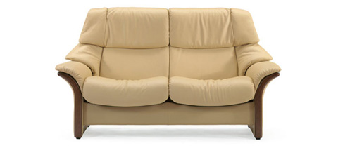 Ekornes - Stressless Eldorado High Back Loveseat - 1215020