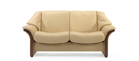 Ekornes - Stressless Eldorado Low Back Loveseat - 1222020