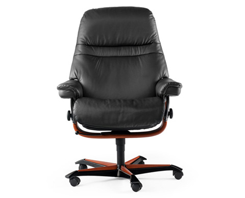 Image of Stressless Sunrise Office Chair