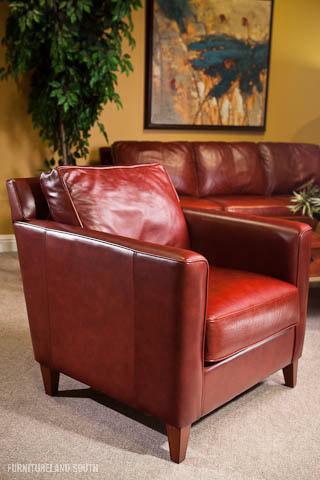 Elite Leather Company - Gramercy Park Chair - 28031-26P