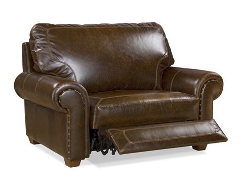 Elite Leather Company - Billings Power Chair & 1/2 Recliner - 7018FFM-39