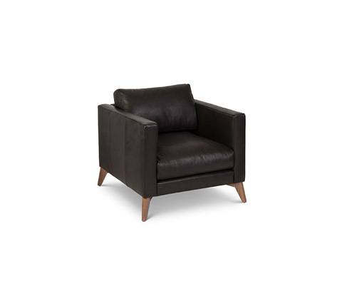 Elite Leather Company - Burbank Chair - 19012-24
