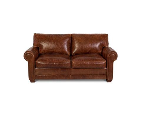 Elite Leather Company - Slauson Loveseat - 28057-54