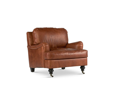Elite Leather Company - Percy Chair - 28063-24