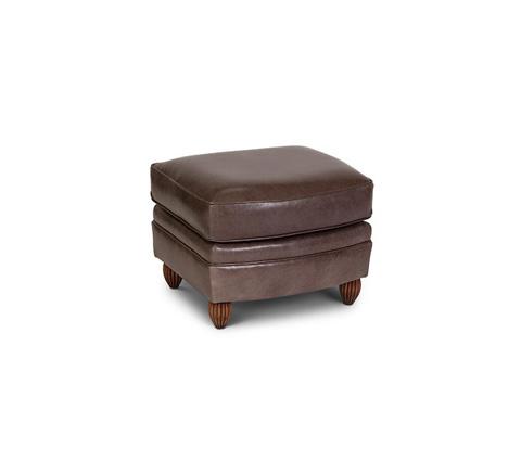 Elite Leather Company - Monte Cristo Ottoman - 31005-O