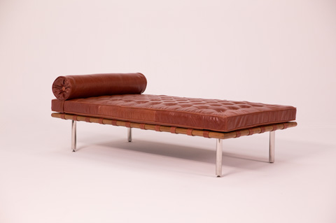 Image of Mark Leather Daybed